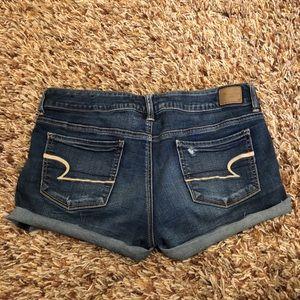 American Eagle - jean shorts size 12